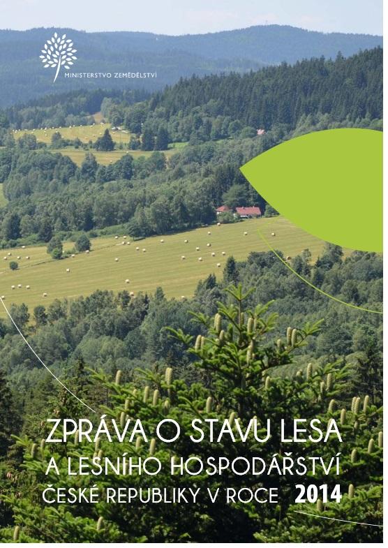 zprava o stavu lesa 2014
