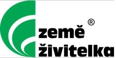 Země živitelka - logo