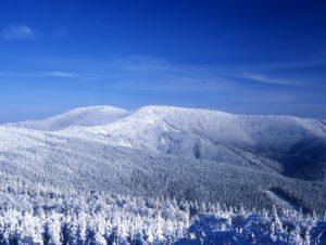 11349415 - beskydy in winter, czech republic