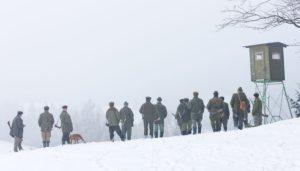 18798478 - hunters at hunt